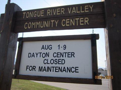 Tongue River Community Center