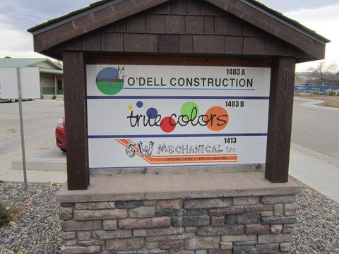 Office Building - O'Dell Construction - True Colors - GW Construction