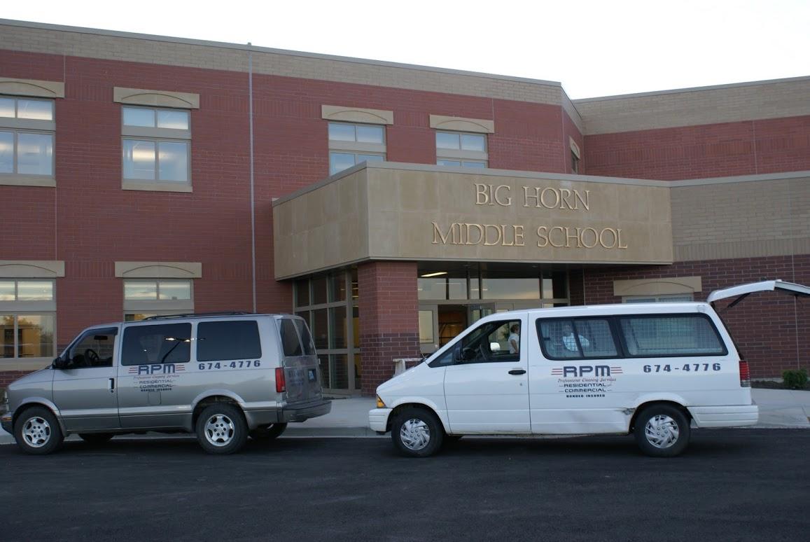 Big Horn School