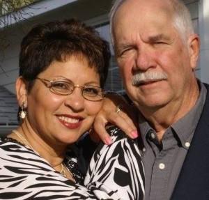 Paola Alfaro and George Meredith